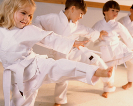Martial Arts for Preschoolers